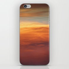 Skylines iPhone & iPod Skin