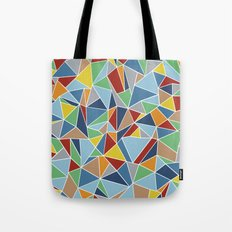 Abstraction Outline Tote Bag