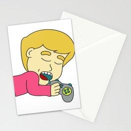 Best Trending Gaming Tshirt Design Game Over Stationery Cards