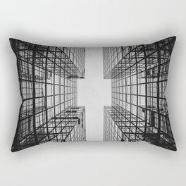 Buildings Rectangular Pillow