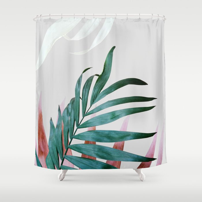 Autumn Leaves Shower Curtain By Printsproject