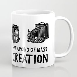 Weapons Of Mass Creation - Photography (clean) Coffee Mug