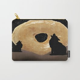 Donut Howl Carry-All Pouch