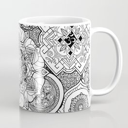 Everything is connected pt. 3 Coffee Mug