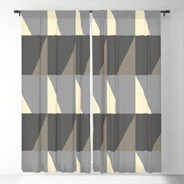 Cosy Concrete Blackout Curtain