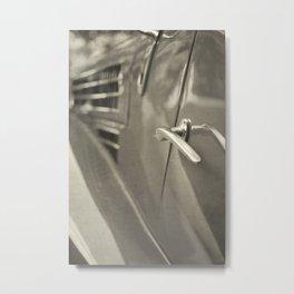 Aerovka II Metal Print
