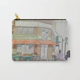 Pape & Bloor Toronto Carry-All Pouch