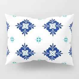 blue morrocan dream no3 Pillow Sham