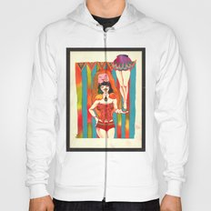 Strong woman Hoody