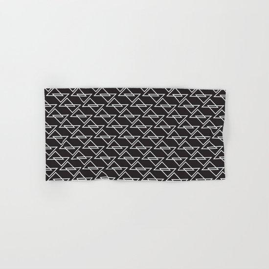 Zigzag Hand & Bath Towel