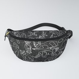 Cats Collage Fanny Pack