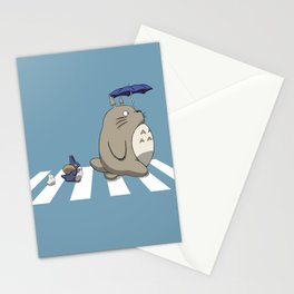 Ghibli Road [Colored] Stationery Cards