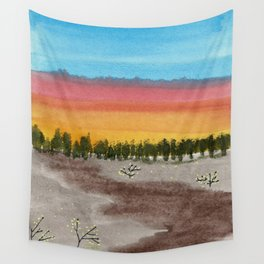 skyscapes 6 Wall Tapestry