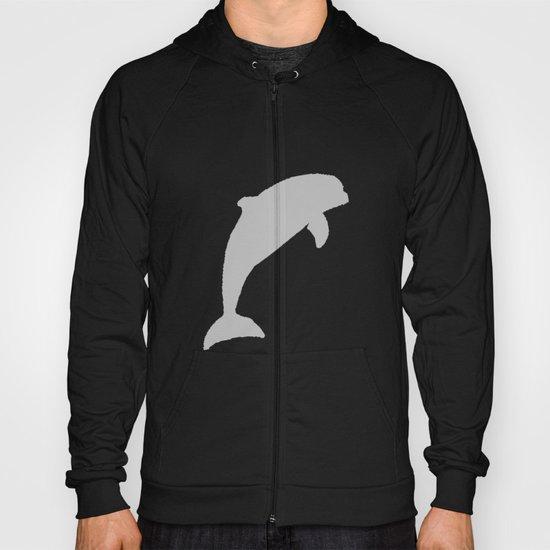 Dolphin black Hoody