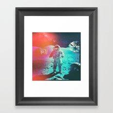 Project Apollo - 3 Framed Art Print