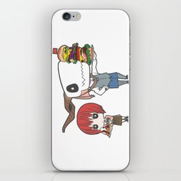 The Ancient Magus' Bride iPhone Skin