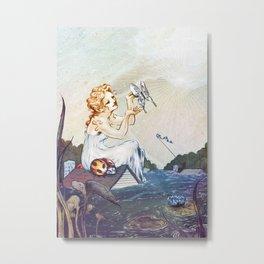 Flood Metal Print