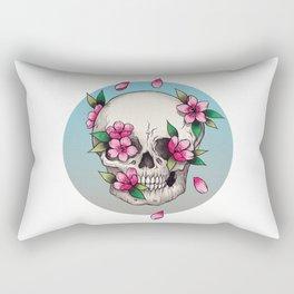 Them Bones Rectangular Pillow