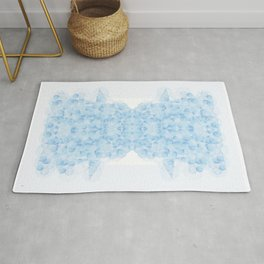 Cloudy judgment Rug
