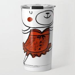 Bearlesque Travel Mug