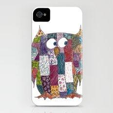 Logcabin Owl iPhone (4, 4s) Slim Case