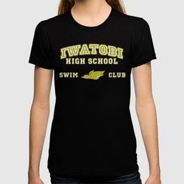 Iwatobi - Penguin T-shirt
