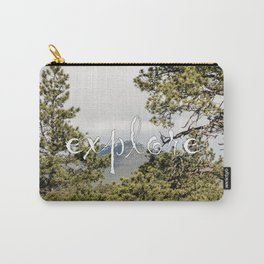 Explore. Always. Carry-All Pouch