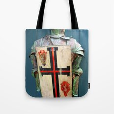 Shining Armor Tote Bag