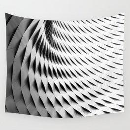 Pattern #004 (Ricardo Gomez Angel) Wall Tapestry