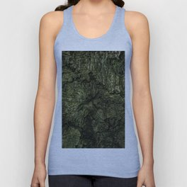 The Attractive Crevice Unisex Tank Top