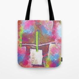 Title Shop Art Pop Art Tote Bag