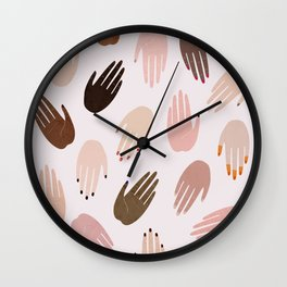 GRRRL Wall Clock