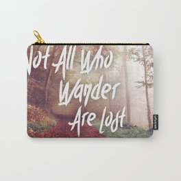 Lost Wanderers Carry-All Pouch