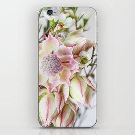 The Blushing Bride iPhone Skin