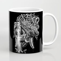 Serpent Warrior Mug