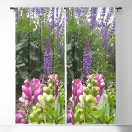 Country Garden Blackout Curtain