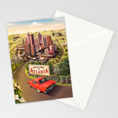Welcome to Atlanta Stationery Cards