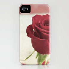 roses are red iPhone (4, 4s) Slim Case