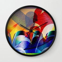 January 1st Wall Clock
