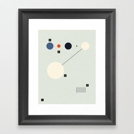Coloradore 007 Framed Art Print