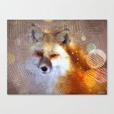 Vulpini Canvas Print