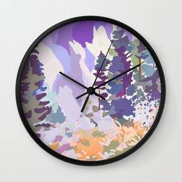 Alpine Lite Wall Clock