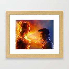 The Doctor's Wife Framed Art Print