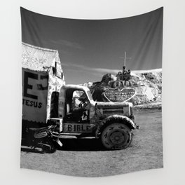 Salvation Mountain Wall Tapestry