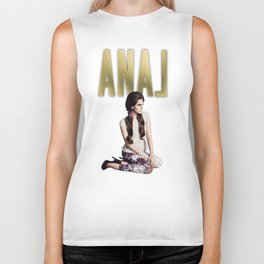 Anal Del Rey. Biker Tank