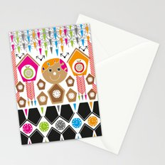 Cuckoo Time Stationery Cards