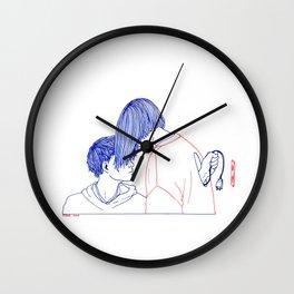 Turn Off Wall Clock