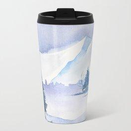 Winter Landscape 12 Travel Mug