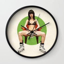 Miss Minnesota Wall Clock