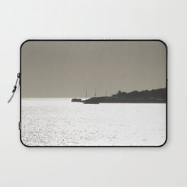 Silver harbor Laptop Sleeve